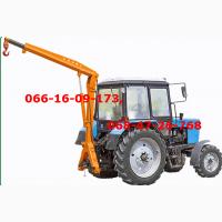Новый!!Гидравлический МНГ-1500 манипулятор тракторный быстросьемный