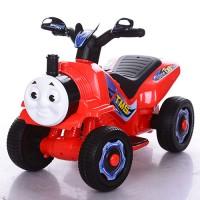 Электромобиль квадроцикл паровозик thomas