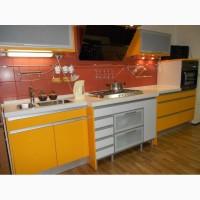 Распродажа - готовая кухня недорого (выставочный образец, крашеное МДФ) со скидкой 70%