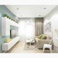 Стильная смарт квартира студия 15, 49 м на Салютной, 5