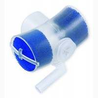 Фильтр для трахеостомы - искусственный нос - тепловлагообменник ThermoTrach (Flexicare)