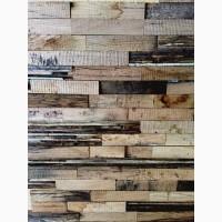 Декоративные планки из дерева для отделки помещения