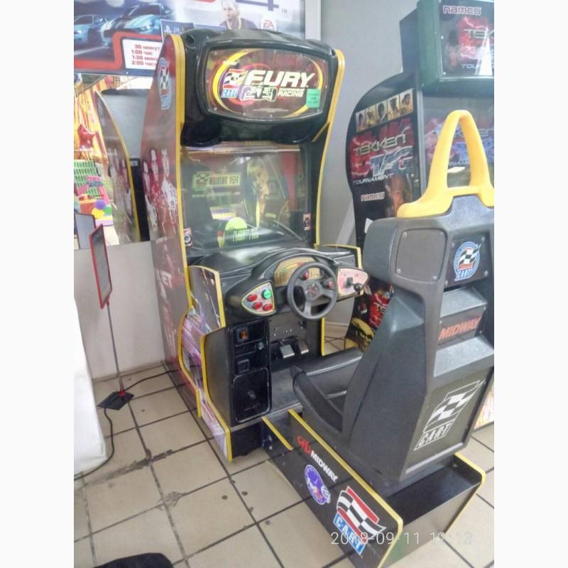 аттракционы, игровые автоматы купить
