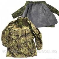 Куртка парка М -65 полевой армии Чехия с утеплителем.ОПТ