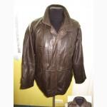 Утеплённая кожаная мужская куртка STRIWA. Германия. Лот 308