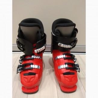 Продам б/у детские горнолыжные ботинки ATOMIC
