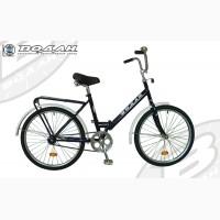 Велосипед «ВОДАН» складной, на колесах 24 дюйма