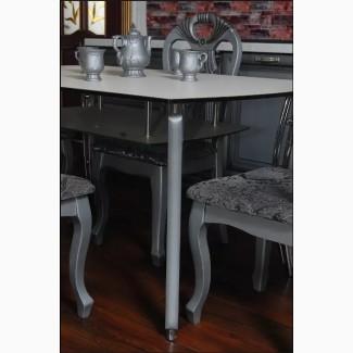 Кухонный стол, 65 цветов столешен. Распродажа