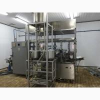 Горизонтальная упаковочная машина с гравитационным дозатором РК-92 SP