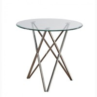Торг, цена договорная, Кухонный круглый стеклянный стол Т-316 стол т-315 и т-317