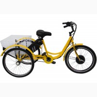 Электровелосипед трехколесный Вольта Хобби 1200