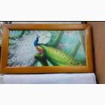Картина - ключница 40×22 см