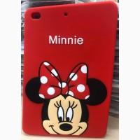 Силиконовый чехол 3D накладка Disney Дисней с Микки iPad mini 3 iPad mini 2 iPad mini 1