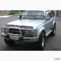 Аирдефлектор капота (мухобойка) Toyota Land Cruiser 80