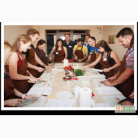 Корпоративные кулинарные мастер-классы и семинары.