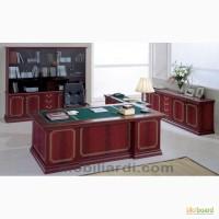 Офисная мебель для руководителя.Классический кабинет OMAR. Италия