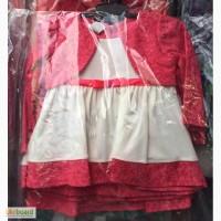 Детские платья оптом с оптового склада