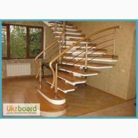 Купить деревянную лестницу в Харькове