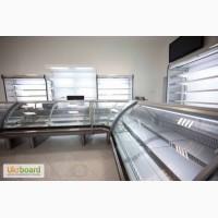 Холодильные витрины-линии под выносной холод(мини-маркет/суперма ркет)