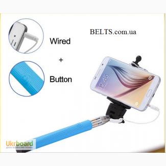 Селфи палка с блютуз z07-5f+BT, штатив для телефона с bluetooth
