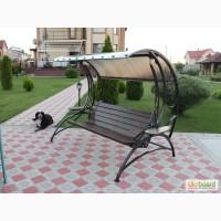 Большой выбор садовых качелей по Украине