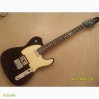 Электрогитара Fender Telecaster JOHN Black Lux