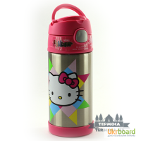 Термос детский Thermos Hello Kitty Funtainer Bottle 0, 35L