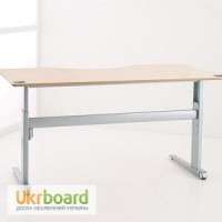 Продам эргономичный стол с регуляцией высоты для работы сидя стоя Conset