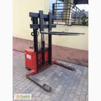 Штабелер ритчак электрический самоходный LOC MANITOU 2006г 2000кг 1, 4м