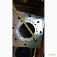 Высокоскоростной шиберный фильтр с гидравлической станцией и датчиком давления