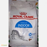 Корм Индор Indoor Роял канин Royal Canin 10 кг