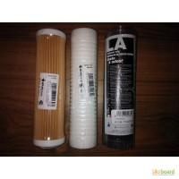Вугільний картридж 10 Atlas Filtri (Италия) фильтр для води