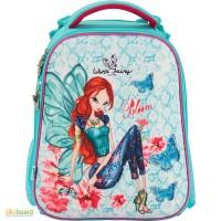 Рюкзак школьный каркасный ранец 531 Winx fairy couture