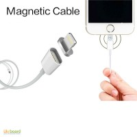 Магнитный кабель для зарядки iPhone Lightning ( кабель для iPhone )