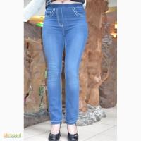 Стрейчевые джинсы-леггинсы (есть р. 40-46)