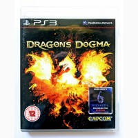 Dragon#039;s Dogma PS3 диск