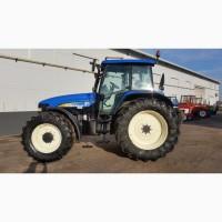 Колісний трактор NEW HOLLAND TM140
