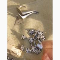 Крючки для одежды, полотенец малые, средние и большие
