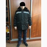 Куртки зимние рабочие -Спецодежда зимняя - от 1 шт - продажа все размеры