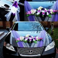Продам украшение машины арт. 5 на свадьбу