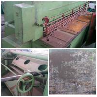 Гильотина 3314 1600х2.5 мм, пневмомеханическая