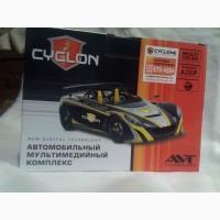 Продам автомагнитолу Cyclone mp7021