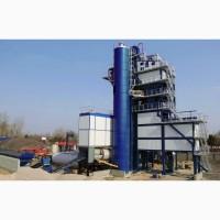 Стационарный асфальтобетонный завод Sinosun SAP120 (120 т/ч)