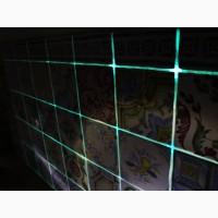 Светящаяся декоративная затирка для заполнения межплиточных швов
