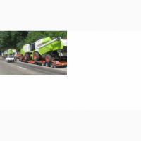 Перевозка комбайна, трактора, сельхозтехники. Чернигов