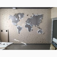 Изготовление декораций на стенах