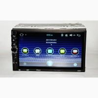 Автомагнитола Pioneer 8702 2din WiFi + 4Ядра + 1Gb RAM + 16Gb ROM Android + GPS навигация