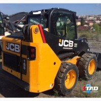 Минипогрузчик JCB 155 Power Boom Eco (2017 г)