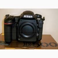 Nikon D500 DSLR камеры (только корпус)