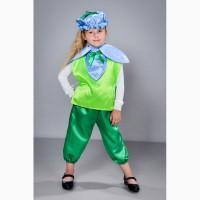 Карнавальный костюм Подснежник, возраст 2-6 лет